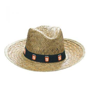 Sombrero para publicidad