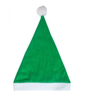 Gorro Papá Noel publicidad