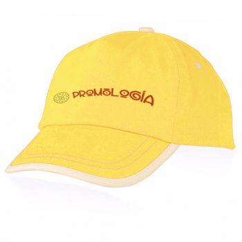 Gorra promocional de niño impresa para publicidad de empresas