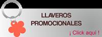 Llaveros y pines promocionales
