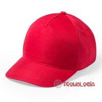 Gorra promocional para niño